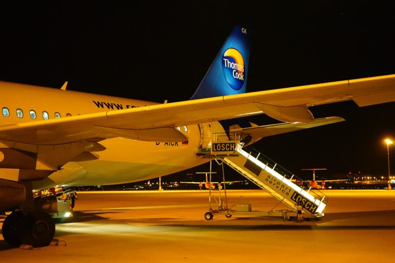 Thomas Cook in Insolvenz – Flughäfen hoffen auf Fortbestand der Condor