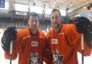 Heinrich und Scalzo trainieren wieder auf dem Eis