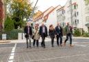 Neue Ampelmännchen im Wesertor gesichtet – Fußgängerquerung über die Weserstraße sorgt für mehr Sicherheit
