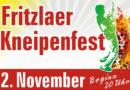 Am Samstag ist das Fritzlarer Kneipenfest