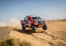 Toyota Gazoo Racing mit Fahrerfeld voller Stars bei der Rallye Marokko