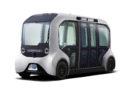 Weiterentwickelter Toyota e-Palette speziell für Tokio 2020