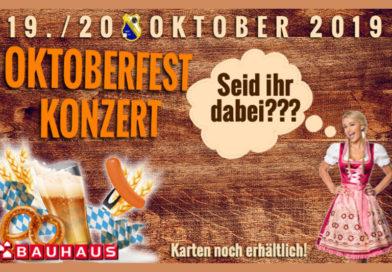 Oktoberfest Konzert mit dem FTN Orchester in Kassel/Niederzwehren
