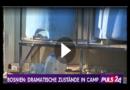 Bosnien: Dramatische Zustände in Camp