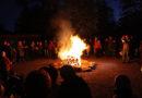 """"""" Lichterfest """"  mit Kinderprogramm, dem Lapplandlager und einzigartiger Feuershow im Tierpark Sababurg"""