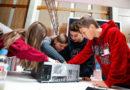 Jugendliche für die vielfältigen Möglichkeiten der Digitalisierung begeistern