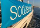 """Segeln für saubere Meere: SodaStream zeigt bei """"Rose of Charity"""" Flagge im Kampf gegen Plastikmüll und für den Meeresschutz"""