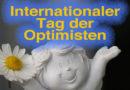 """Zum """"Internationalen Tag der Optimisten"""" am 10.10.: Liebe Ist Eine Besondere Energie"""