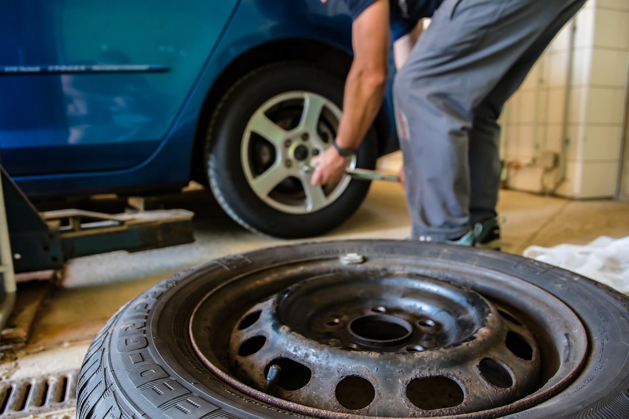 Zeit für den Reifenwechsel Faustregel lautet von O(ktober) bis O(stern)