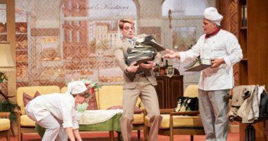 """Gastspiel des Ohnsorg-Theater Hamburg: """"EIN MANN MIT CHARAKTER"""""""