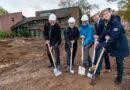 Spatenstich für Erweiterung der Valentin-Traudt-Schule – Stadt investiert 11 Mio. Euro