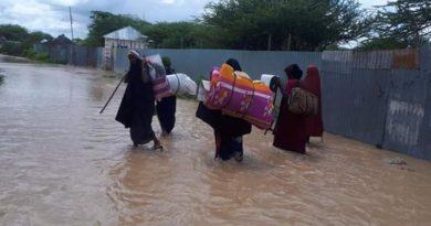 Folgen der Überschwemmungen in Somalia: Erst die Flut, jetzt die Not