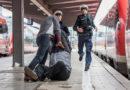 Festnahmen: Tritte und Schläge gegen Bundespolizisten