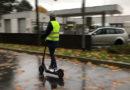 In der dunklen Jahreszeit: Auf richtige Beleuchtung an Fahrrad und E-Scooter achten