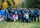 Teambuilding mal anders – Huskies beim Paintball in Hirschhage