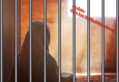 """Festnahme wegen des Verdachts der Mitgliedschaft in der ausländischen terroristischen Vereinigung """"Islamischer Staat (IS)"""" u.a."""