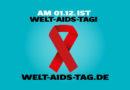 Deutsche Aidshilfe zum 1.12.: #wissenverdoppeln, Diskriminierung beenden