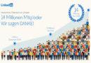 LinkedIn weiterhin auf Wachstumskurs – mit neuer Führung im deutschsprachigen Raum