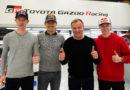 Neues Toyota Fahrertrio für die Rallye-Weltmeisterschaft 2020