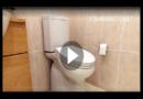Diese unbequeme Toilette soll die Pinkelpause im Büro verkürzen