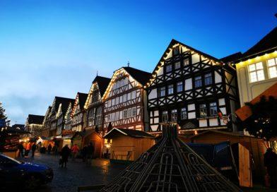 Der Weihnachtsmarkt in Fritzlar beginnt heute