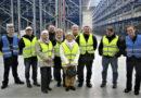 5 Mio. Investition in neue 4.000 m² große Halle sichert Standort.