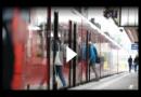 Achtung am Bahnsteig-Der Zug hat Einfahrt: Neuer Ansager in Frankfurt vorgestellt
