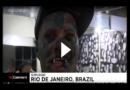 """""""Tattoo Week"""" in Rio: Gespaltene Zungen und tätowierte Augäpfel"""