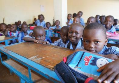 COVID-19: Schulschließungen bedrohen Zukunft von Kindern in West- und Zentralafrika
