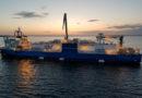 """Schiff """"Kairos"""" erhält erste LNG-Bunkerlizenz für den Hafen Rostock"""