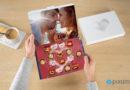 Die Foto-Schokobox mit Ferrero Pralinen für süße Grüße zum Valentinstag