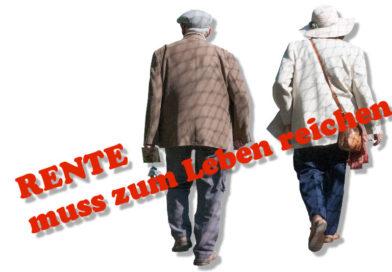 Fridays gegen Altersarmut: Sind demonstrierende Rentner nun – auch – Nazis?