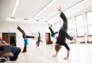 """Einblicke in die Arbeit des Tanzensembles beim """"Offenen Training"""" und """"Tanz mit!"""""""