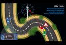 Willkommen in der Zukunft: Konnektivitäts-Technologie warnt Autofahrer vor Gefahren hinter Ecken und Kurven