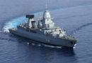 """Fregatte """"Hamburg"""" kehrt nach 28.500 gefahrenen Seemeilen vom Einsatz aus der Ägäis zurück"""