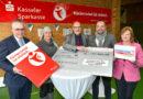 Stadt Kassel, Land Hessen und Kasseler Sparkasse unterstützen SV Nordshausen bei Sanierung von Sporthalle