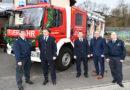 Neues Löschfahrzeug für die Freiwillige Feuerwehr Kassel-Wolfsanger