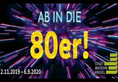 """""""Ab in die 80er!"""" mit Antje Goebel M.A."""