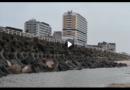 Deiche an der Nordseeküste trotzen Orkantief «Sabine»
