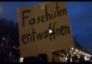 Hanau: Hunderte Menschen bei Mahnwache am Brandenburger Tor