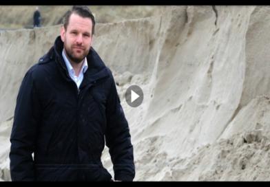 Alarmierend: Badestrand auf Wangerooge fast komplett verschwunden