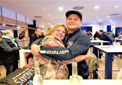 Ladies-Day in der Eissporthalle lockte Besucherinnen
