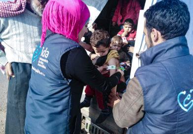 Gesundheitssystem in Syrien droht der Kollaps