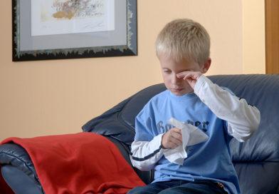 Feuchtigkeit in der Wohnung macht Kinder krank