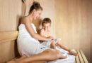 Mit den Kleinen in die Sauna? Mit diesen acht Tipps machen Eltern alles richtig