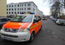 Brand in Kinder- und Jugendpsychiatrie, Gebäude vorbildlich durch Mitarbeiter evakuiert