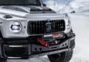 Weltpremiere auf dem Genfer Auto Salon 2020 BRABUS 800 Adventure XLP