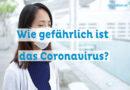 Coronavirus: Wie kann ich mich schützen?