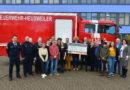 Zum Europäischen Tag des Notrufs 112 am 11.2.2020: Brandschutz macht Schule