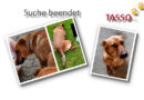 Die beiden Terrierschwetsern Lissi und Ronja sind wieder da